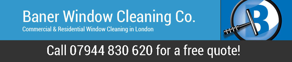 Baner Window Cleaning 07944 830 620